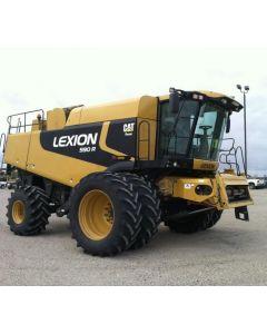 Комбайн Claas Lexion 590R