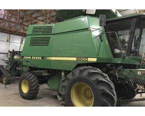 1996 John Deere 9600