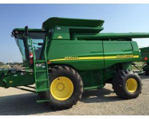 John Deere 9660STS Corn Combine '04